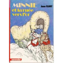 Minnie et la ruée vers l'or...
