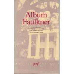 Album Faulkner - Pleiade