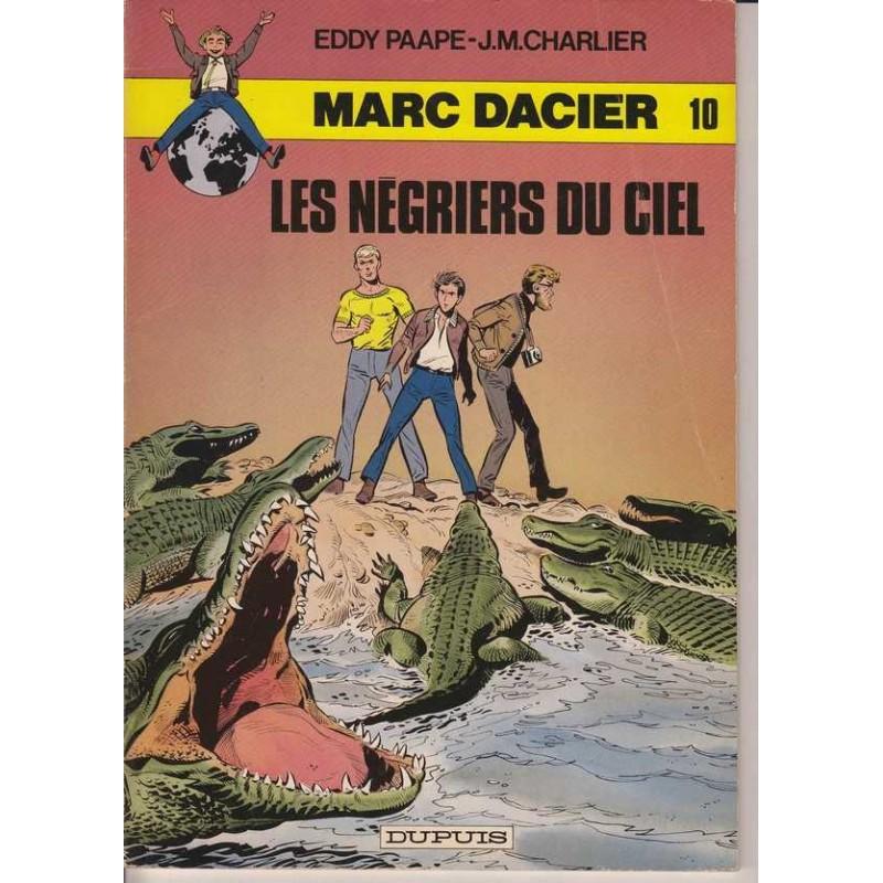 Les négriers du ciel - Marc Dacier n°10
