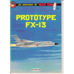 Prototype FX-13 - Buck...