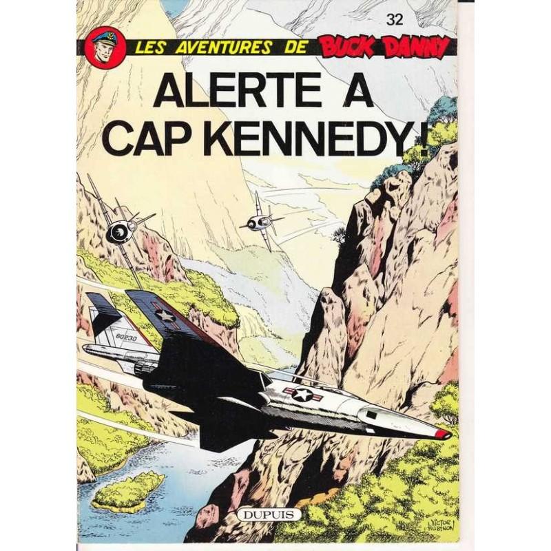 Alerte à Cap Kennedy - Buck Danny n°32
