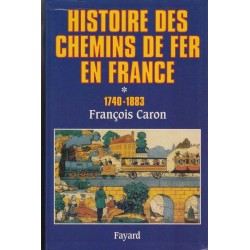 Histoire des chemins de fer...