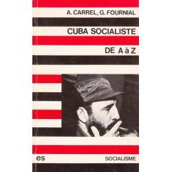 Cuba socialiste de A à Z -...