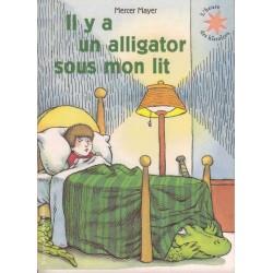 Il y a un alligator sous...