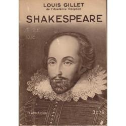 Shakespeare - Louis Gillet