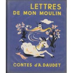 Lettres de mon moulin - Alphonse Daudet (ill)