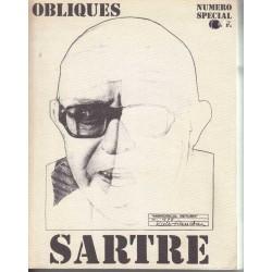 Sartre - Revue Obliques Numéro spécial 18-19