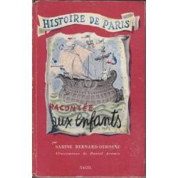 Histoire de Paris racontée aux enfants - Sabine Bernard-Derosne