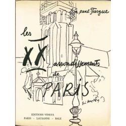 Les XX arrondissements de...