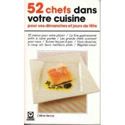 52 chefs dans votre cuisine...
