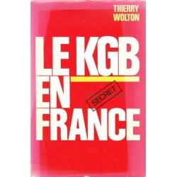 Le KGB en France - Thierry...