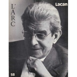Lacan - Revue L'Arc n° 58