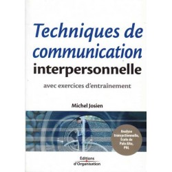 Techniques de communication interpersonnelle - Josien