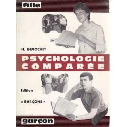 Psychologie comparée....