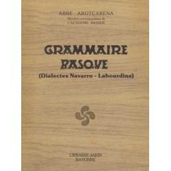 Grammaire basque - Abbé...