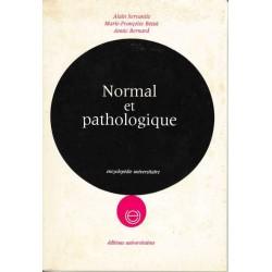 Normal et pathologique - A....