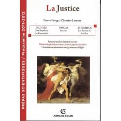 La Justice - France Farrago...