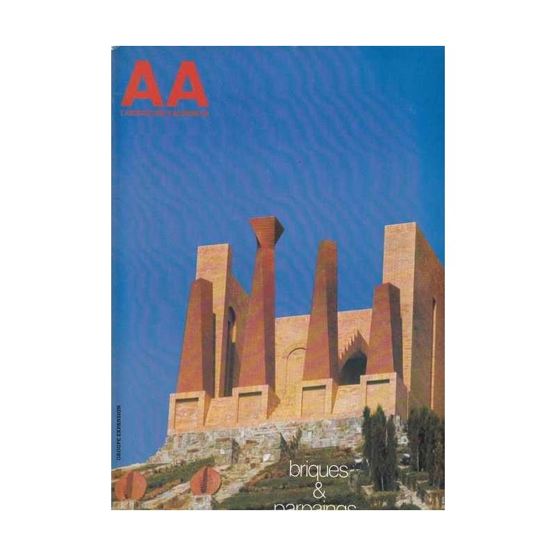 L'architecture d'aujourd'hui 205 : briques et parpaings