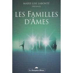 Les familles d'âmes - Marie...