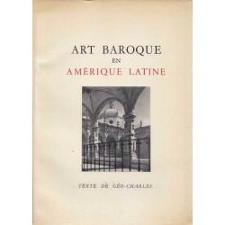 Art baroque en Amérique latine - Géo-Charles