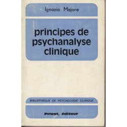 Principes de psychanalyse...