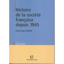Histoire de la société...