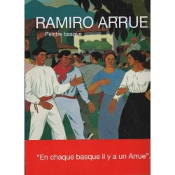 Ramiro Arrue Peintre basque...