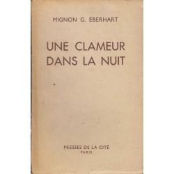 Une clameur dans la nuit - Mignon G. Eberhart