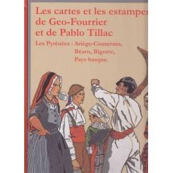 Les cartes et les estampes de Geo-Fourrier et Pablo Tillac