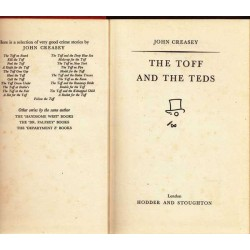 The Toff and the Teds - John Creasey