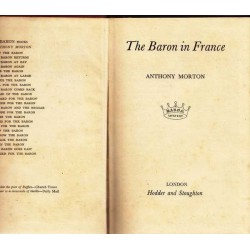 The Baron in France - Anthony Morton
