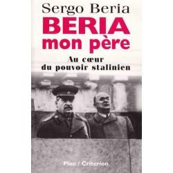 Beria mon père - Sergo Beria