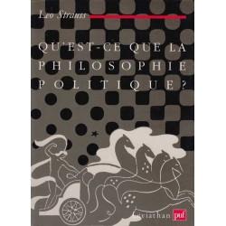 Qu'est-ce que la philosophie politique ? - Leo Strauss