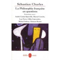 La Philosophie française en...