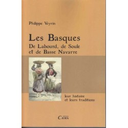 Les Basques - Philippe Veyrin
