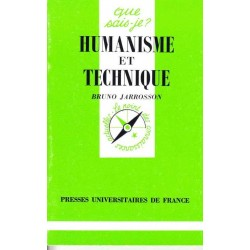 Humanisme et technique -...