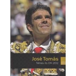 José Tomas - Nîmes 16/09/2012