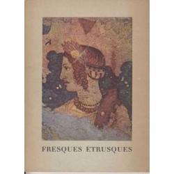 Fresques étrusques - Libero Bigiaretti (introduction)