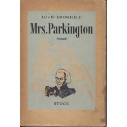 Mrs. Parkington - Louis...