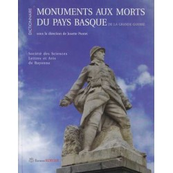 Dictionnaire Monuments aux morts du Pays Basque