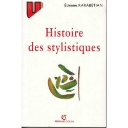 Histoire des stylistiques - Etienne Karabétian