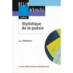 Stylistique de la poésie -...