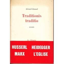 Traditionis traditio -...