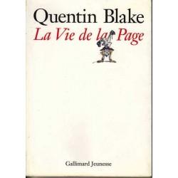 La Vie de la Page - Quentin Blake