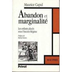 Abandon et marginalité -...