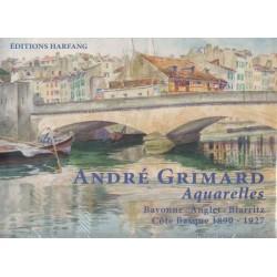 André Grimard Aquarelles -...
