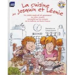 La cuisine de Josquin et...