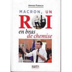 Macron, un roi en bras de...