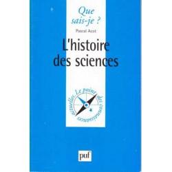 L'histoire des sciences -...